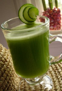 spinach cucumber juice